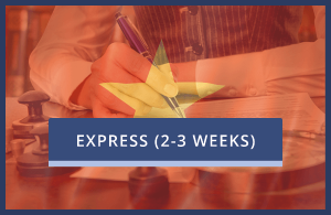 Vietnam Express - Certification Required